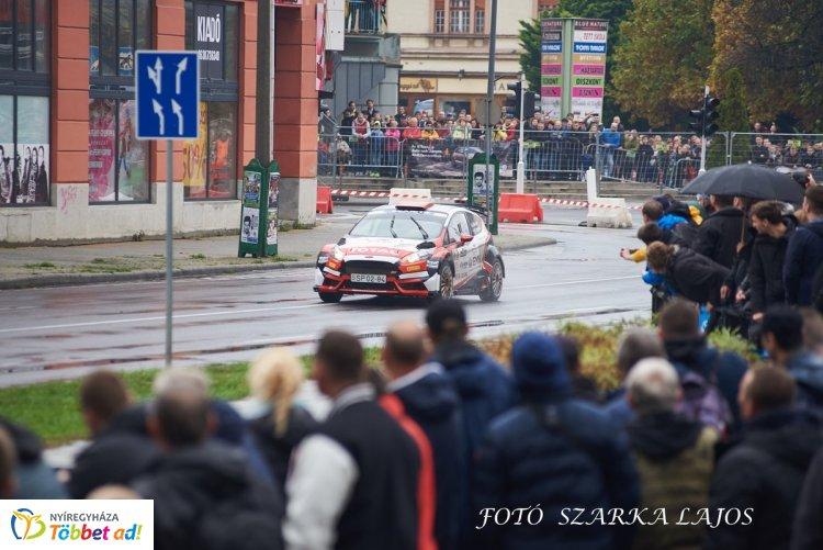 Ilyen volt a 2019- es Rally EB ERC futama - Fotógaléria a belvárosi versenyről