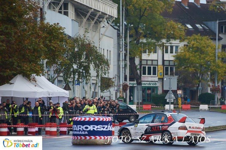 Rally EB Nyíregyházán - Képekben az ORB és ORC futam