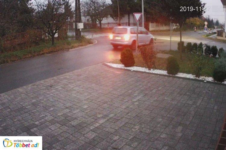 Segítségnyújtás nélkül elhagyta a helyszínt – Szemtanúkat keres a rendőrség