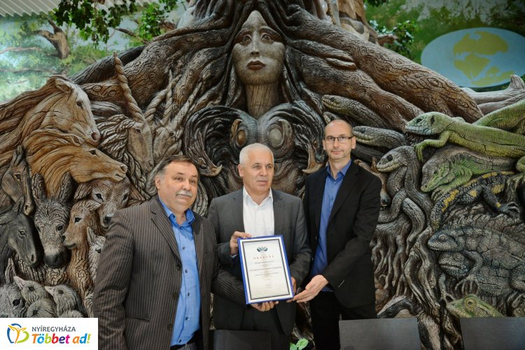 Díj a Pangeának - rangos elismerést kapott a nyíregyházi hotel