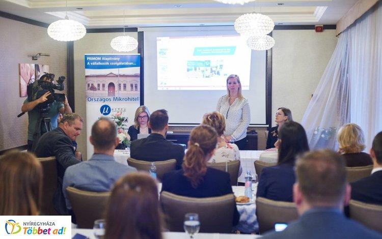 Vállalkozásoknak segíthet a mikrohitel – Konferenciát szervezett a Primom Alapítvány
