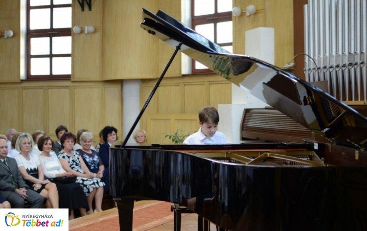 80 éves fennállását ünnepli a Vikár Sándor Zeneiskola-Alapfokú Művészeti Iskola