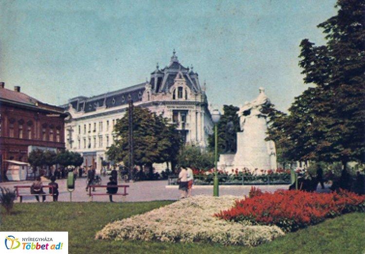 Helytörténeti esték - Nyíregyháza és Sóstó az 1960-1990 közötti képeslapok tükrében