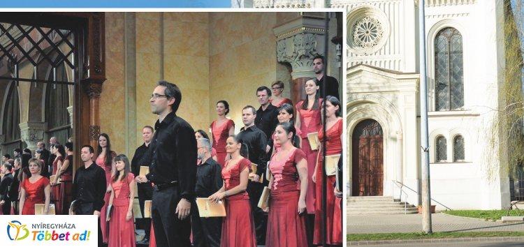 Református Esték - a Cantemus Vegyeskar koncertje a Református Templomban