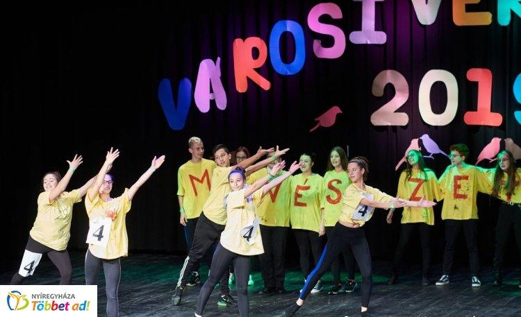 Városi Verébavatót tartottak múlt pénteken! 13 középiskolai csapat versengett!