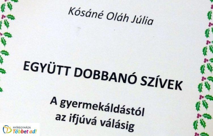Együtt dobbanó szívek - Kósáné Oláh Júlia új könyvének bemutatója