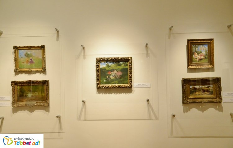 Vasárnapig még látogatható a Szinyei-kiállítás a Jósa András Múzeumban