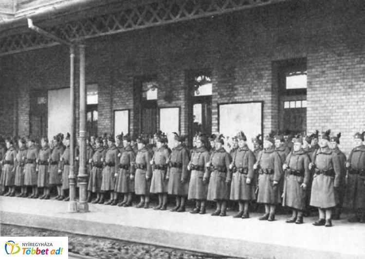 A Székely Hadosztályra emlékezik a Trianon Társaság Nyíregyházi Szervezete
