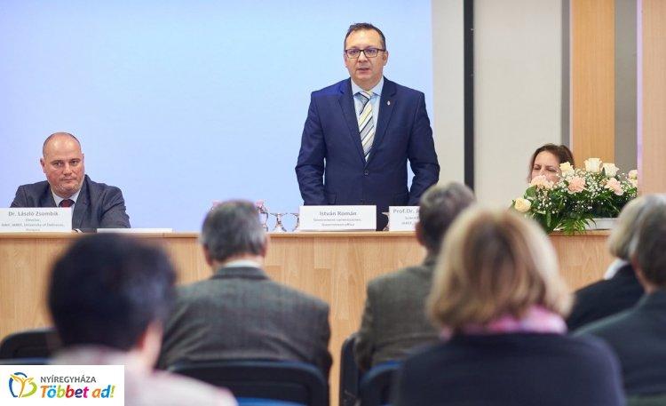 Ünnepi konferenciát rendeztek a Westsik vetésforgó alapításának 90. évfordulóján