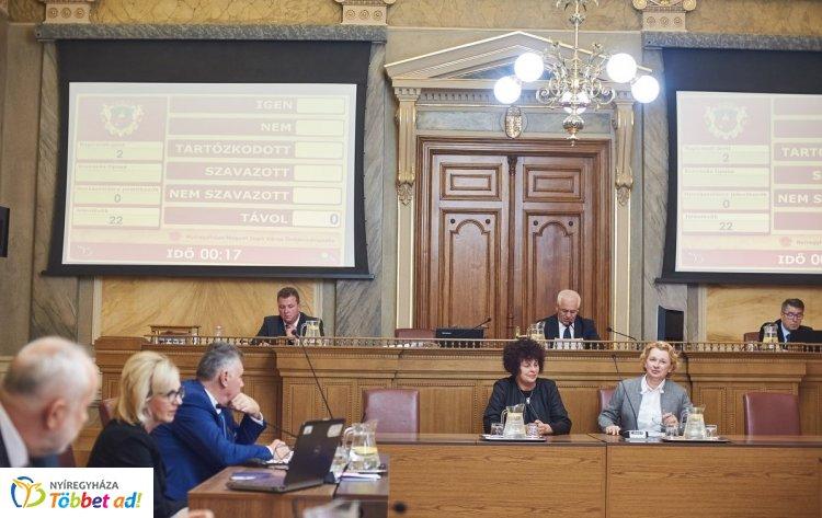 Újabb térfigyelő kamerák elhelyezéséről is döntött a közgyűlés a novemberi ülésén