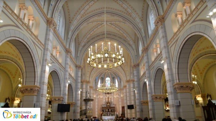 Adventi Áhítat a Nyíregyházi Magyarok Nagyasszonya Társszékesegyházban