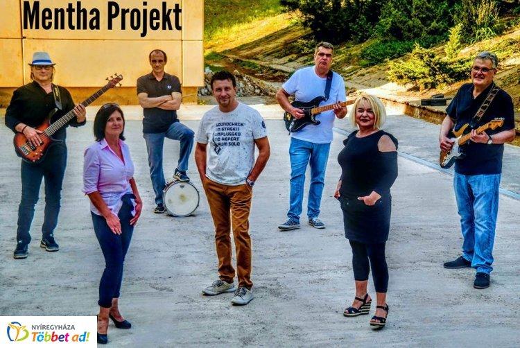 Azért vannak a jó barátok... - Mentha Project-koncert a Városmajori Művelődési Házban