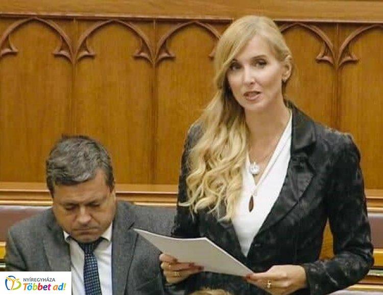 Dr. Szabó Tünde: Köszönet a nyíregyháziaknak! Parlamenti beszámoló az elért eredményekről