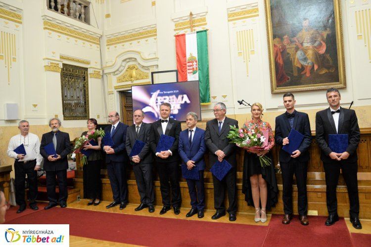 November 22-én rendezték meg a XIV. Megyei Prima Gálát – Íme, a díjazottak!
