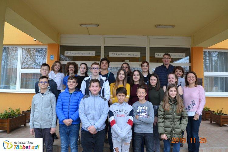 Zelkes sikerek a Kéttannyelvű Iskolák Országos Németversenyén