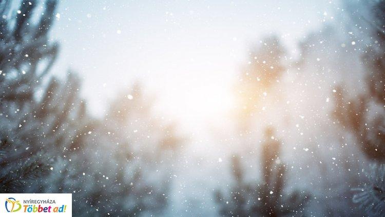 Intenzív havazás – Megterheli a frontérzékenyek szervezetét a mostani időjárás