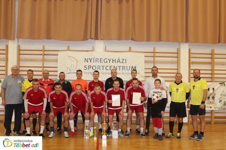 Rajál Birs Kupa - nagy csatákat hozott a kispályás labdarúgó torna