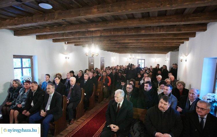 Megalkották Szabolcs-Szatmár-Bereg megye Összetartozás Pálinkáját Szent Miklós napján
