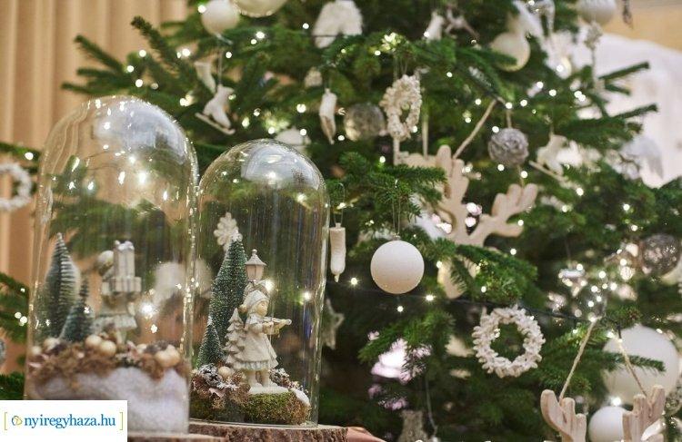 Karácsonyi mesevilágba csöppenhetnek az érdeklődők a Városházán!