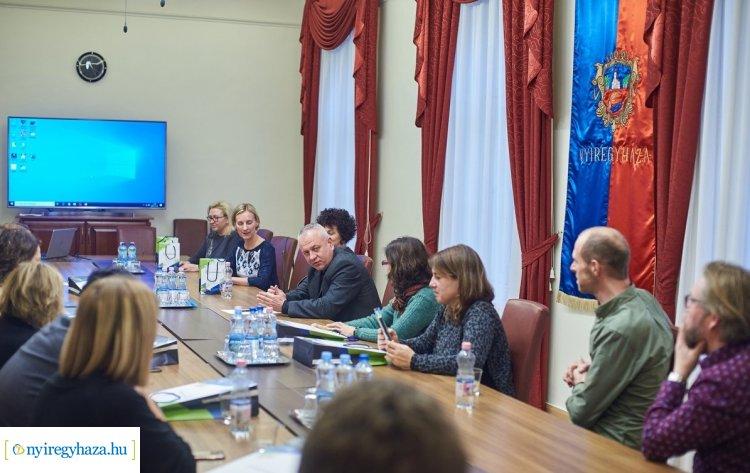 Digitális Közösségi Alkotóműhely – Görögországból és Norvégiából is érkeztek vendégek
