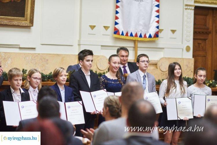 Megyei Sportgála - Ismét átadták a Jó tanuló-Jó sportoló elismeréseket