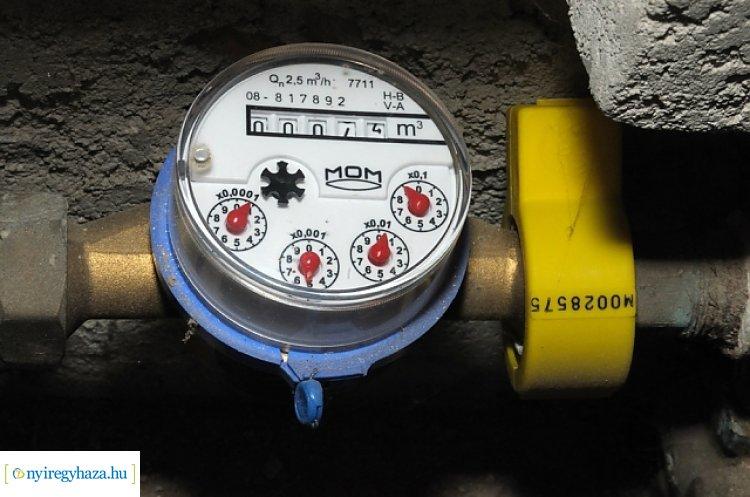 Még nem késő a vízmérők téliesítése! - A hibaelhárítás pénzbe kerül