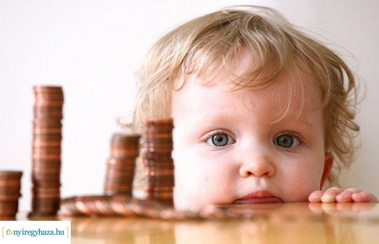 Hasznos tudnivalók a gyermektartásdíjról - A Nyíregyházi Törvényszék közleménye