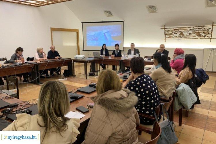 Bűnmegelőzési előadást tartottak Nyíregyházán – Hasznos tanácsok