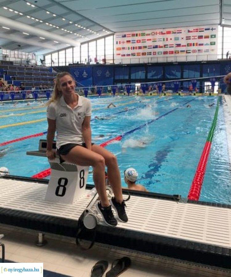 A nyíregyházi úszó legyőzte Hosszú Katinkát - Szurovcsják Ivett bajnok!
