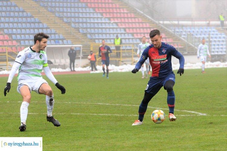 Hat meccs, hat győzelem - ezúttal három gólt lőtt a Szpari idegenben