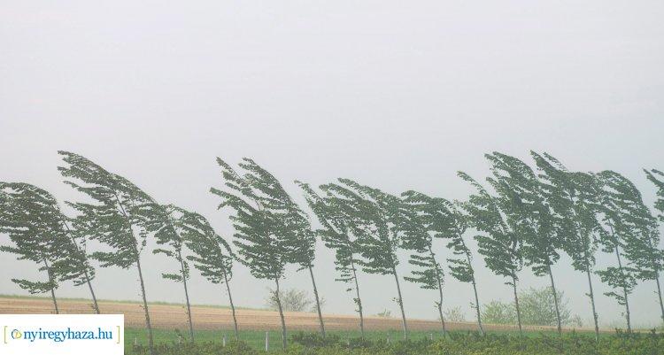 Az ország nagy részére figyelmeztetést adott ki az Országos Meteorológiai Szolgálat