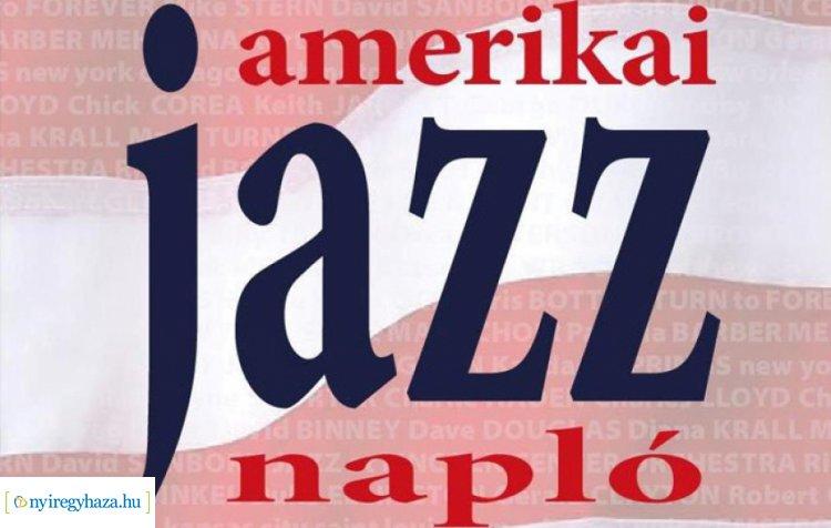 Utazók a könyvtárban - Turi Gábor Amerikai jazznapló című könyvének bemutatója