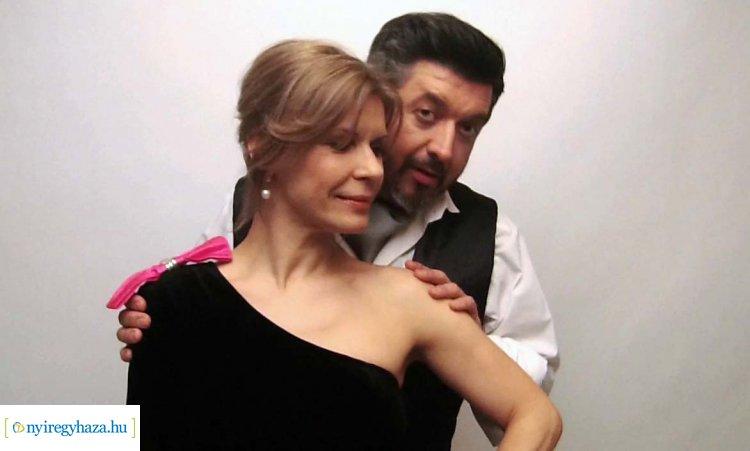 A nő illata - Schell Judit és László Boldizsár estje a Váci Mihály Kulturális Központban