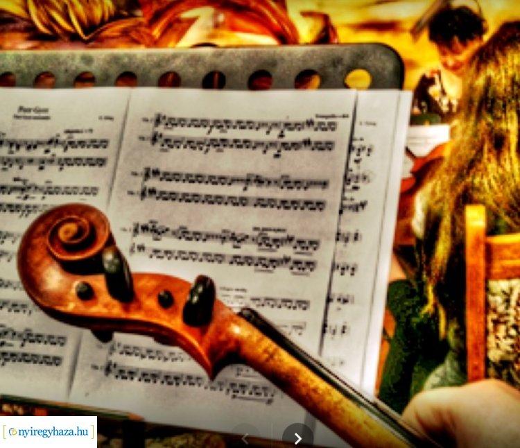 Középiskolások VI. zenei versenyének országos döntője a Nyíregyházi Egyetemen