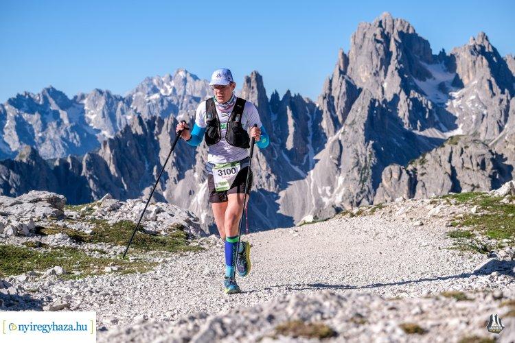 Futva győzte le a Mont Blanc, az Alpok és a Dolomitok hegyeit is!