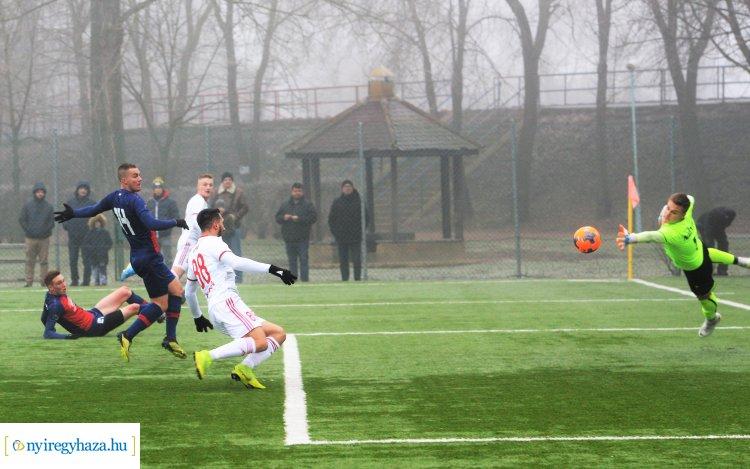Az első edzőmérkőzés - a Debrecent fogadta a Nyíregyháza Spartacus