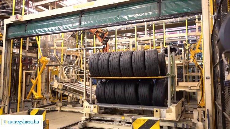 Sikeres évet zárt a Michelin Hungária Kft. nyíregyházi gyára – 2020-ra is sok a terv