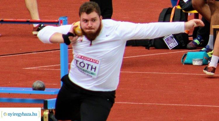 Győrben az atléták - a sportolók számára elkezdődött a fedettpályás idény