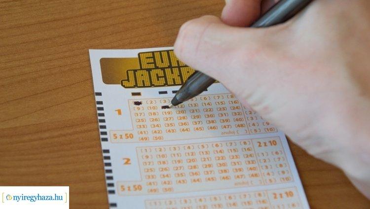 10 milliárd forintot nyert a hazai lottózás történetének eddigi legnagyobb nyertese