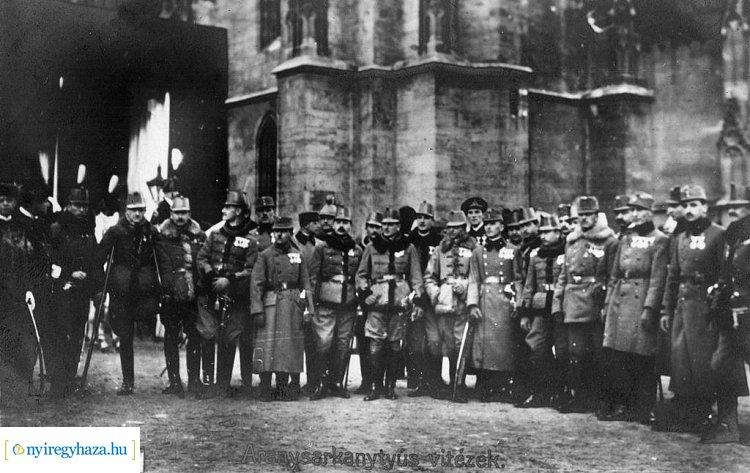 IV. Károly aranysarkantyús vitézei, 1916 - kötetbemutató a Magyar Kultúra Napján
