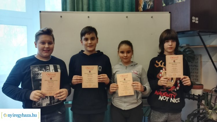A legjobbak között – Vécseys diákok sikere a Rákóczi emlékversenyen