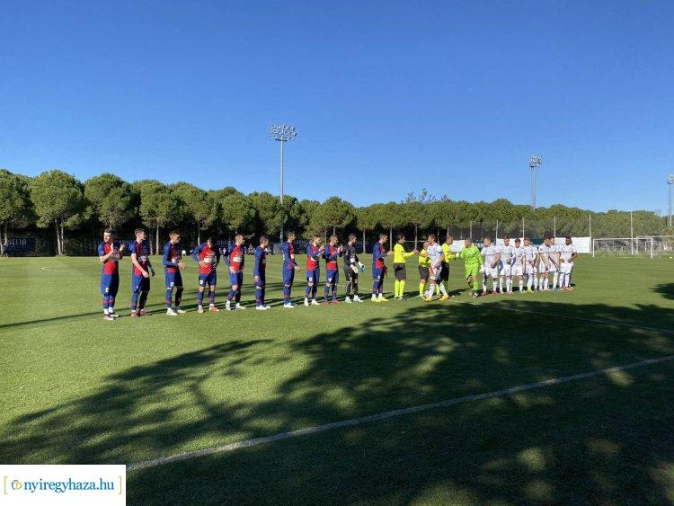 Nikolics korábbi csapata ellen játszott a Szpari - a Legia Varsó volt az ellenfél