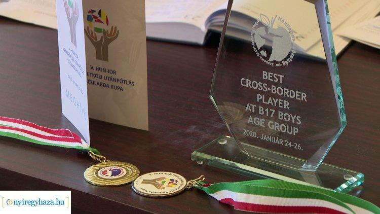 HUN-IOR Kupa - ötödik alkalommal rendezik meg a rangos kézilabda tornát