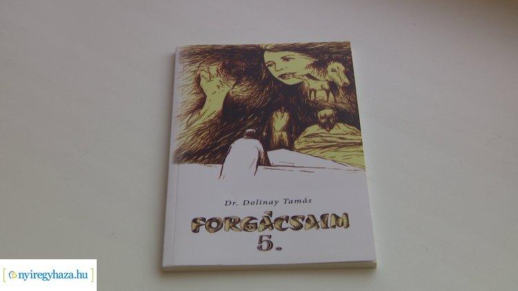 Dr. Dolinay Tamás Forgácsaim 5. című kötetét mutatták be a magyar kultúra napján