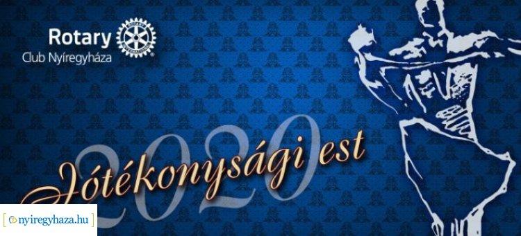 A Nyíregyházi Rotary Klub Jótékonysági Bált szervez február elsején