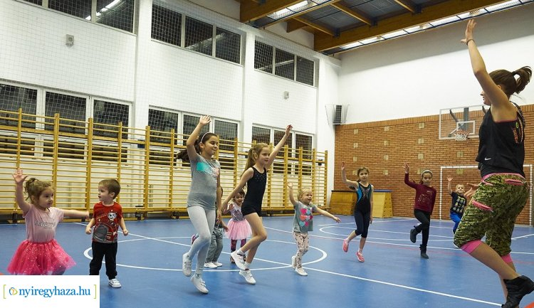 Mozdulj Nyíregyháza! – A koordinációs képességet is fejleszti a gyerektánc