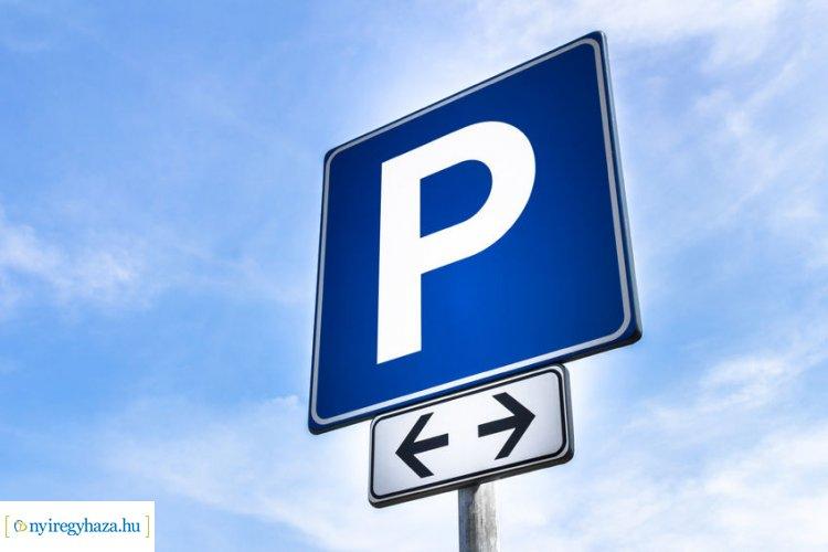 NYÍRVV: Figyelem! Január 31-én ne használják a Toldi utca 54/B. szám előtti parkolókat!