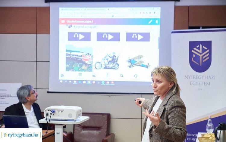 Tudásfejlesztés- és hasznosítás – Projektzárás a Nyíregyházi Egyetemen
