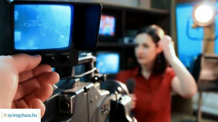 Szerkesztő-riportert keres a Nyíregyházi Televízió – Most eljött az Ön ideje!