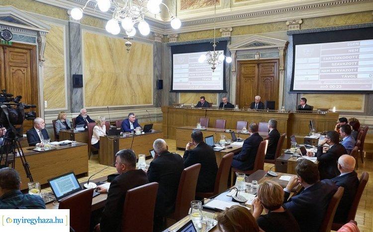 61 milliárd forintos költségvetést fogadott el 2020-ra a közgyűlés csütörtöki ülésén